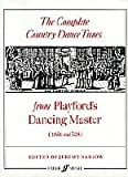 Complete Country Dance Tunes from Playford's Dancing Master