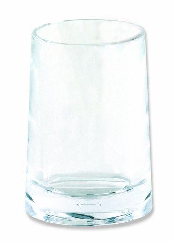 Glam BlissHome Zahnputzbecher aus Glas - Glas-zahnputzbecher