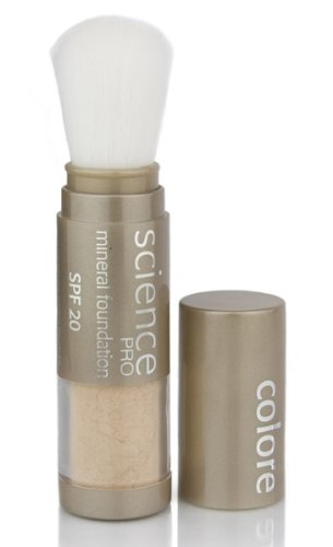 Colorescience Fondation Pro Brush - SPF 20 - Toast Of The Town
