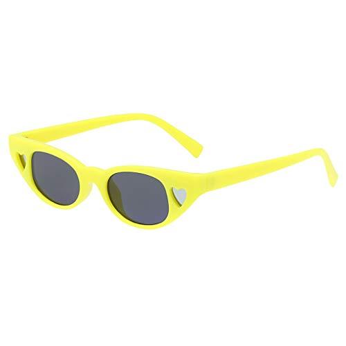 Odjoy-fan occhiali nerd polarizzati stile retro vintage unisex uomo donna fashion sunglass outdoor montatura da vista occhio frame rotonda vetri ottici pianura con lenti trasparenti