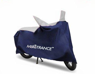 Mototrance Sporty Blue Bike Body Cover For Yamaha Fz-S