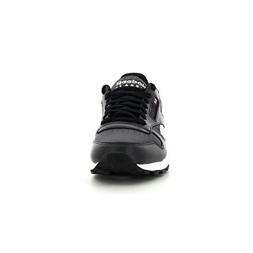 ReebokClassic Leather Pop Sc - Sneaker Uomo - nero