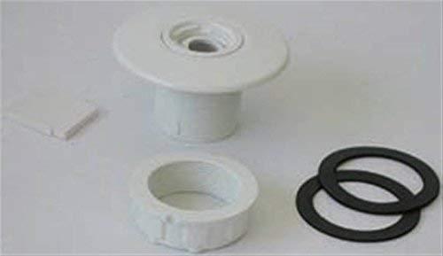 Productos QP Boquilla Impulsion Piscina Prefabricada, Negro, 21x15x30 cm, 500224
