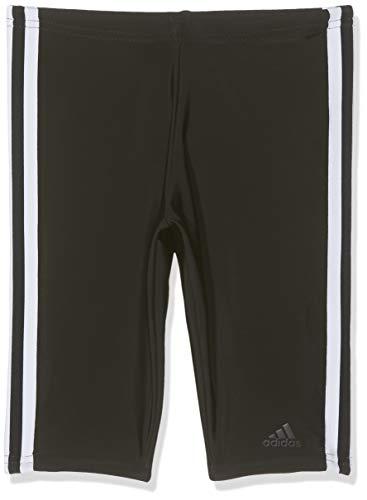 adidas Jungen FIT Jam 3S Y Swimsuit, Black/White, 13-14Y