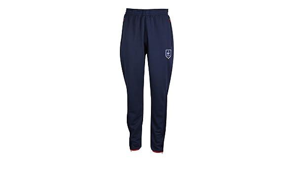 Collection Officielle Taille Adulte Homme Equipe de FRANCE de football Pantalon fit Training FFF