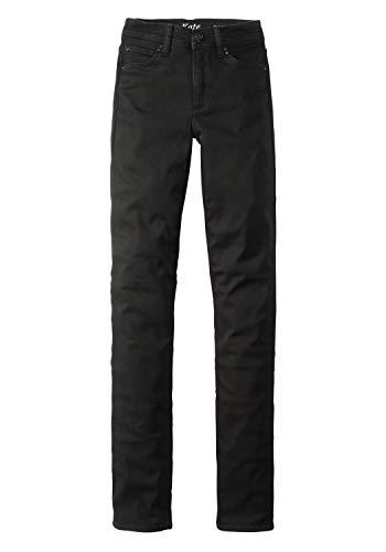Paddock's Damenjeans Kate Art. 60334-3503, Stretch, Black/Black Kate Bootcut Jeans