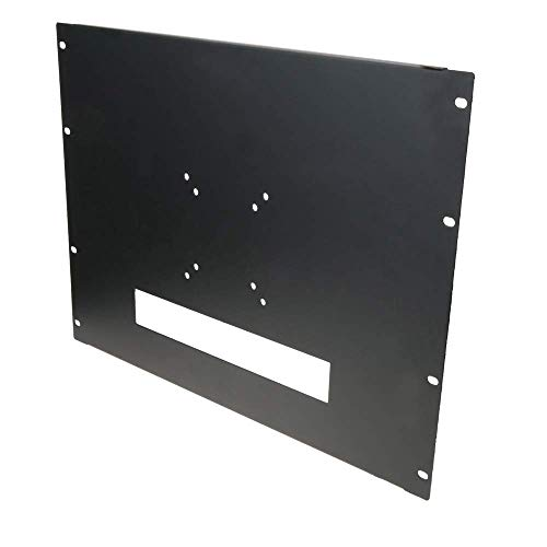 Cablematic VESA-75/100 RackMatic LCD-Monitor-Unterstützung (8U) -