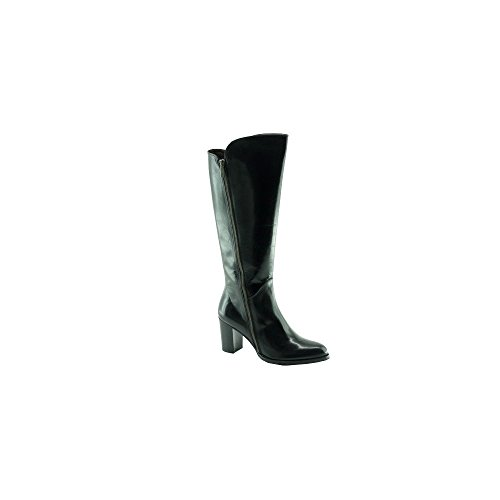 Braderie - Bottes Femme Noir Mode - Biniparell - Plumers ® C-Noir