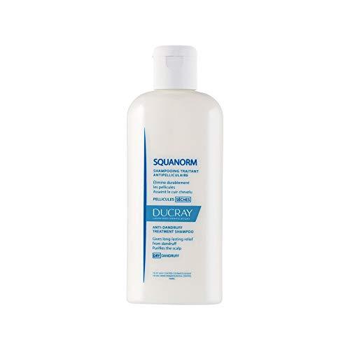 DUCRAY - Squanorm Shampoo Forfora secca, 200 ml
