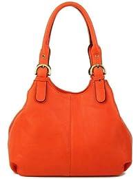 323d9e7a53 Craze London Multiple Pockets Medium Size Hobo Handbag Long Strap Shoulder  Bag Cross body bag for