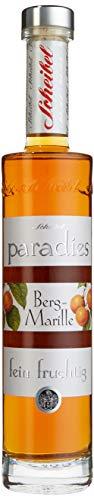 Scheibel Paradies Berg-Marille, 1er Pack (1 x 350 ml) - Aprikosen-likör