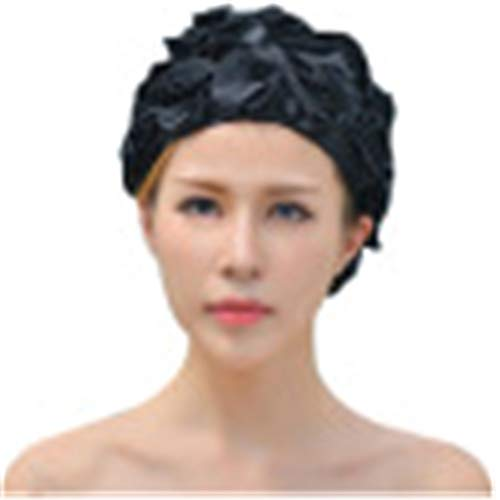 79c36f942cd Boomly Swim Cap for Women 36 Handmade Stereoscopic Petal Fashion Swim Cap  with Flowers. Shower