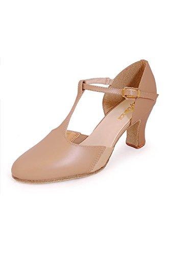 So Danca Chaussures de caractère CH57 pour femme Hâlé