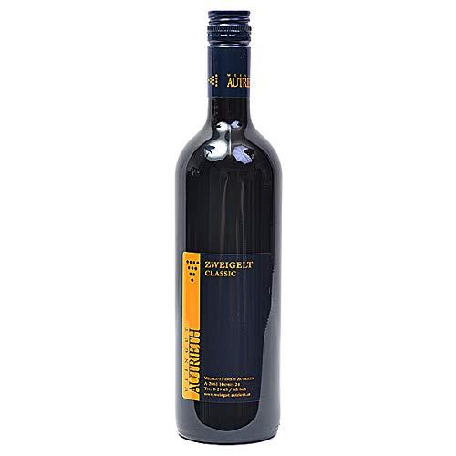 Weingut Autrieth Zweigelt Classic 0,75l Rotwein trocken Österreich Weinviertel