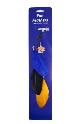 NCAA Kentucky Wildcats Feather Hair ()