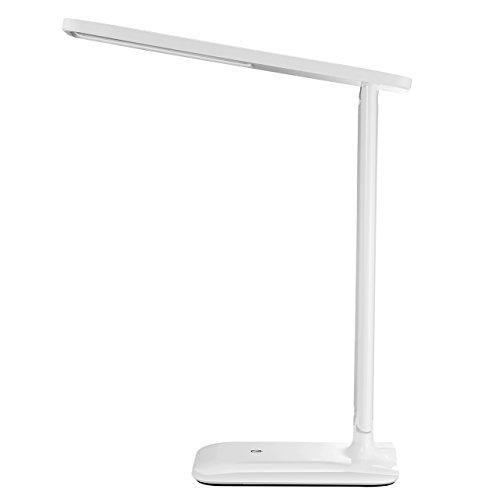 VICTSING Lampe de Bureau LED, 42 LED Lampe de Table...