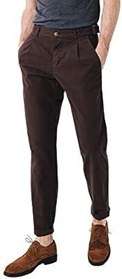 Scalpers Milan Pants - Pantalón para Hombre, Talla , Color Camel