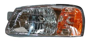 TYC 20-6046-00 Hyundai Accent Driver Side Headlight Assembly by