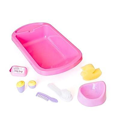 Casdon Baby Huggles Bath And Potty Set