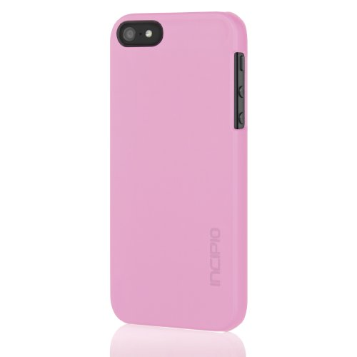 Incipio Feather IPH-1117-PNK Ultra Thin Snap-On Case for Apple iPhone 5 (Pink)