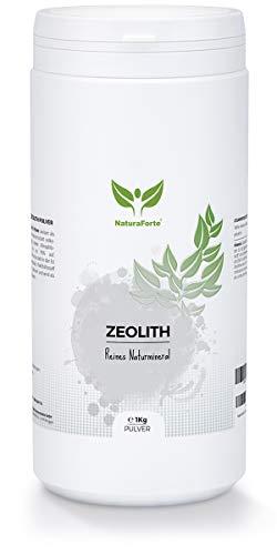 NaturaForte Zéolite Clinoptilolite 1kg Pure sans additifs