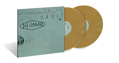 Vault: Def Leppard Greatest Hits (1980-1995) [2 LP] [Vinyl LP]