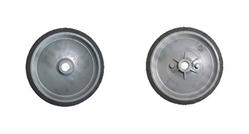 Ruota per monospazzola ghibli serie sb43-505 plus