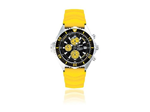 Chris Benz Depthmeter Chronograph CB-C200-YS-KBY Herrenchronograph Tiefenmesser