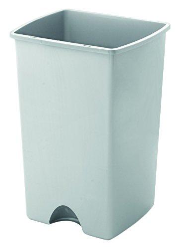 Cubo de basura sin tapa