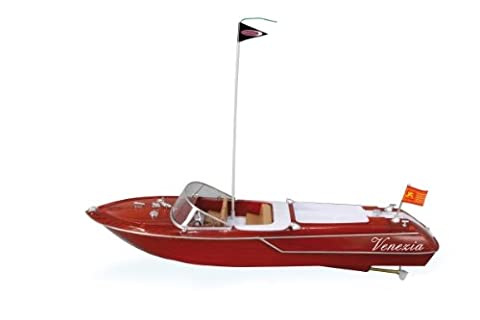 Jamara Venezia 040390 Remote-Control Boat 2 Channels 27 MHz Includes Remote Control