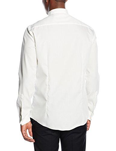 Venti 001940, Chemisier Business Homme Blanc - Weiß (Weiß 002)