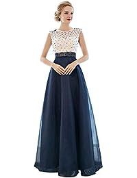 b7193d3cf598 Amazon.it  Perla - Blu   Vestiti   Donna  Abbigliamento