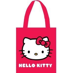 Hello Kitty - Bolso de tela para mujer