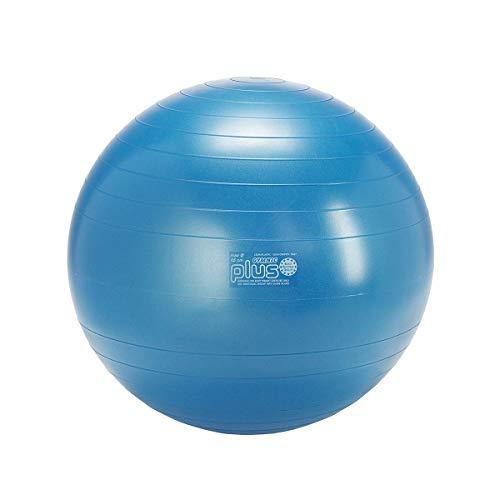 Gymnic Classic Gymnastikball Fitness Reha Platzfest 65cm Blau Physiotherapie -