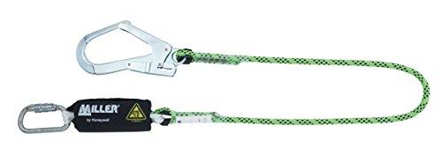 Honeywell 1032366 Miller Schlüsselband Kernmantel, 2m, 1