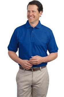 New Port Authority–Silk Touch Sport Shirt Ernte gold-m Gr. XXXXXX-Large, königsblau