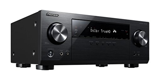 Pioneer VSX-832-B 5 -1 AV Receiver with Wi-Fi and Bluetooth - Black