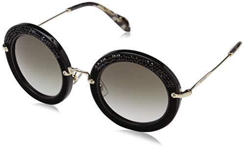 a8ca8f4b28 Miu Miu 0Mu04Qs Tv14K0 55 Montures de lunettes Femme