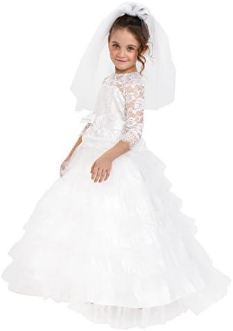 Dress Dress Dress Up America DéguiseHommes t de mariée Blanche Dream Filles 0b1cb8
