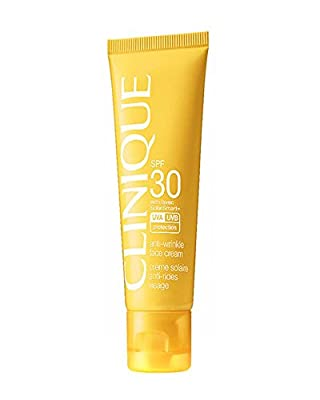 Clinique Sun Anti-Wrinkle Face Cream SPF30 Oil-Free 50ml