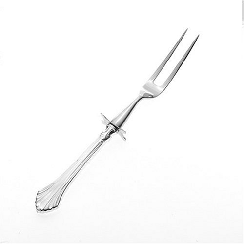 Wallace French Regency Hostess Steakgabel Sterling Carving Fork