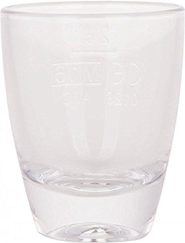 Arcoroc G8340 24 Schnapsgläser Gin mit Füllstrich bei 2 cl, 24 Stück
