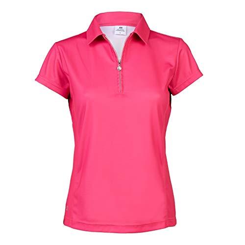 Dailysports Macy Cap/S Polo Damen pink L