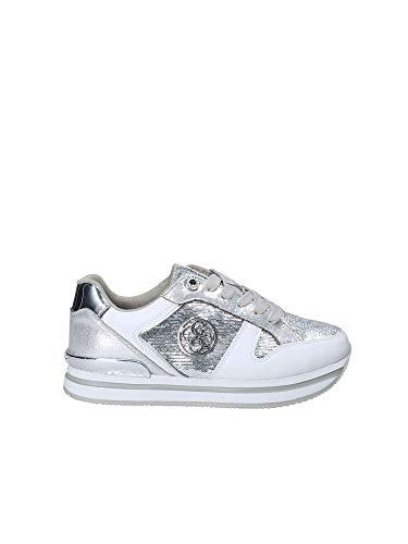 Sneakers Guess Mujer - Lentejuelas FLDA74FAB12SILVE