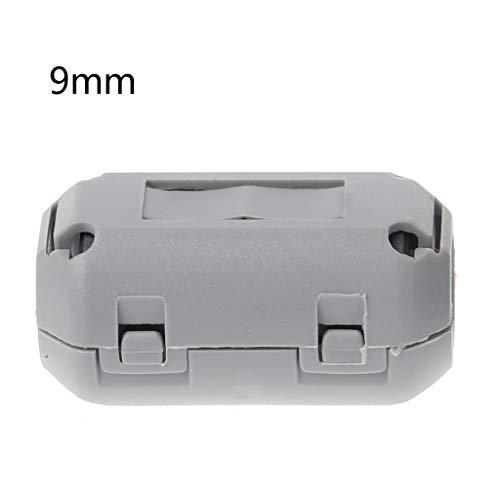yuaierchen Clip-on Ferrit Choke Ringkabel RFI EMI Noise Suppressor Filter Kabelclip Rfi-splitter