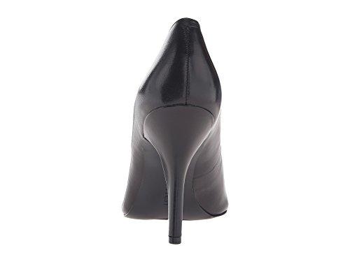 Nine West Shimmer Femmes Cuir Talons Black
