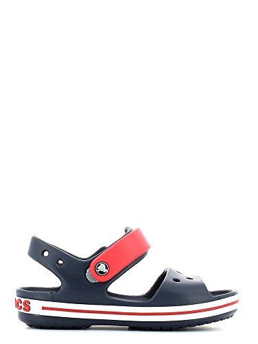 Crocs s crocband, dimensione:eu 22-23;farbe:navy red