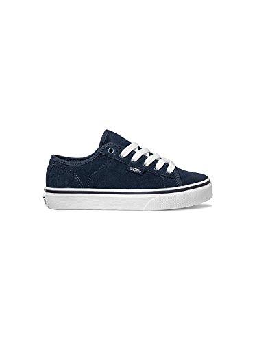 Kinder Sneaker Vans Ferris Boys (suede) navy/white