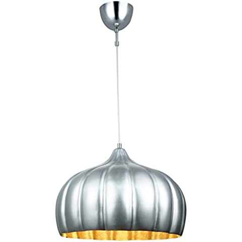 Focus Light - DOLCE Colgante Lámpara del dormitorio sala de techo de la habitación de huéspedes y la iluminación moderna y elegante con 2 años de garantía...