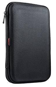 Preisvergleich Produktbild Navitech schwarz Hartschalenkoffer für Apple USB SuperDrive